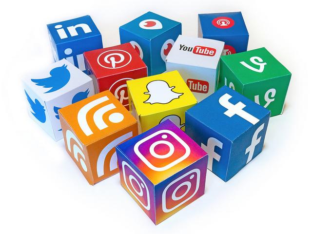 شبکه های اجتماعی مرسوم