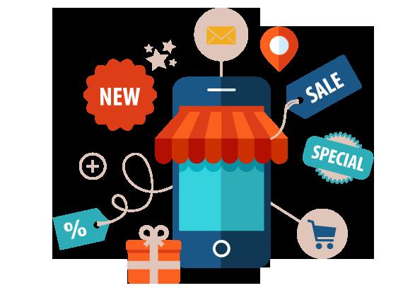 طراحی فروشگاه اینترنتی اختصاصی