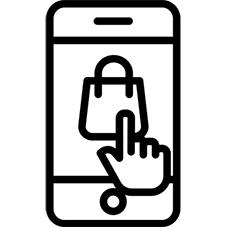فروشگاه انلاین-موبایل-خرید اینترنتی