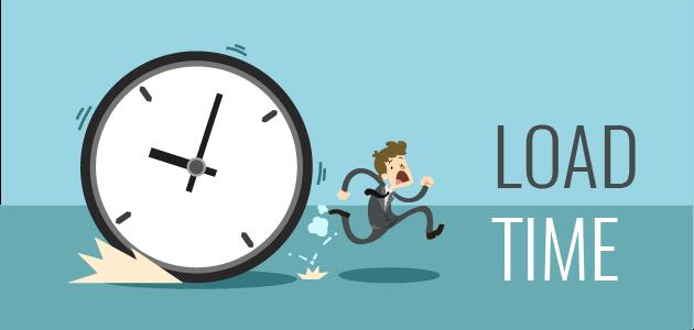 سرعت آپلود شدن وب سایت