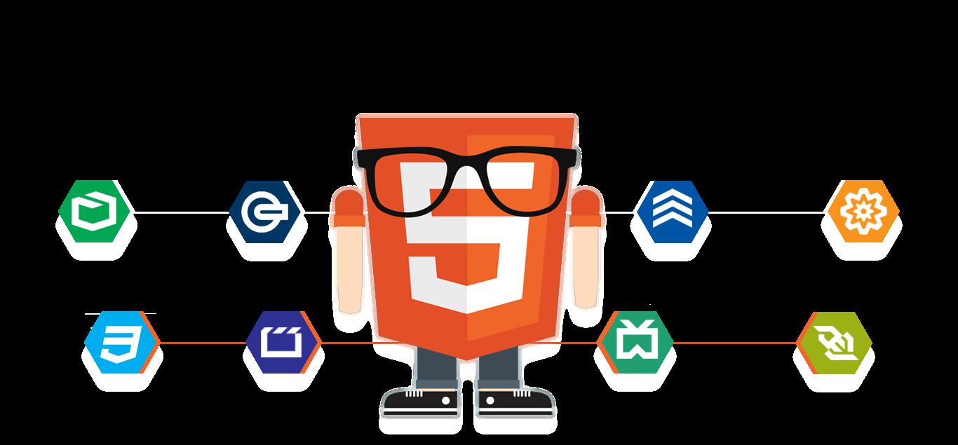 استفاده از تکنولوژی جدید مانند HTML5
