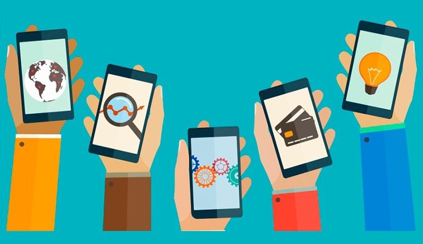 نمایش وب سایت در هر اندازه صفحه نمایش موبایل