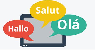 تفاوت زبان ها