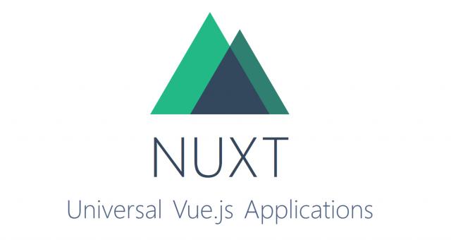nuxt web site development
