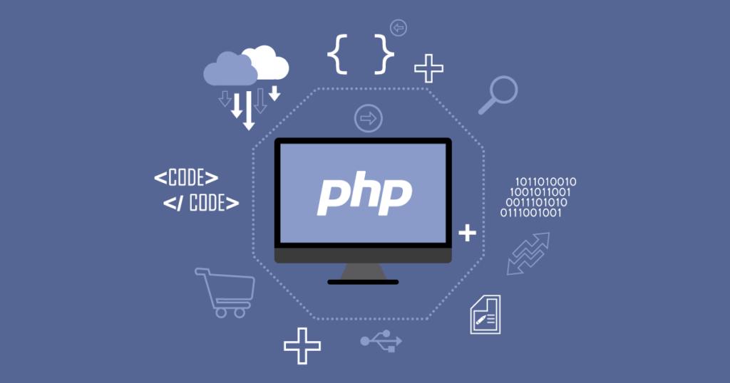برنامه نویسی php برای طراحی سایت