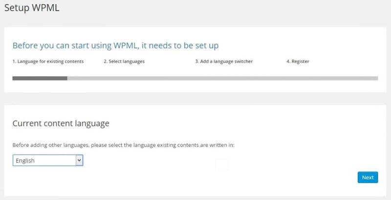 WPML-Set-Up