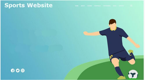 sport-website