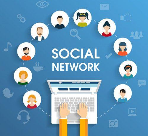 تاثیر شبکه های اجتماعی روی وب سایت